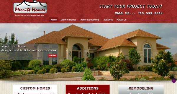 Merritt Homes Website Picture
