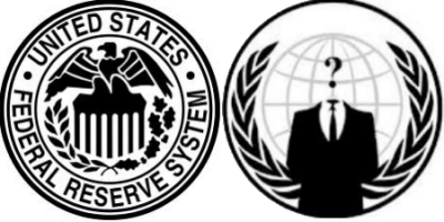 Federal Reserve Hacked, maybe Anonymous strikes again?